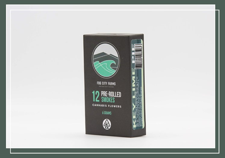 12 Pack / Pre-roll Products - Key Lime Pie