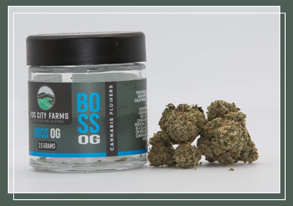 Flower Products - Boss OG