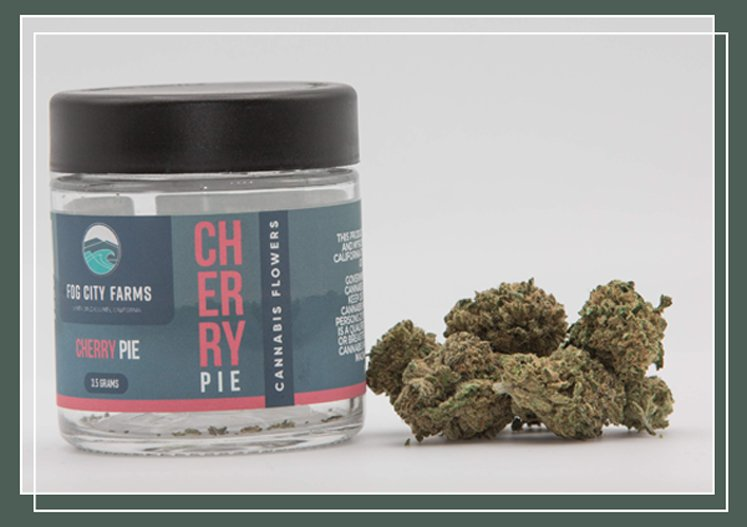 Flower Products - Cherry Pie
