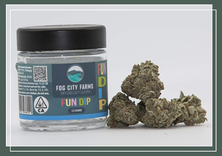Flower Products - Fun Dip