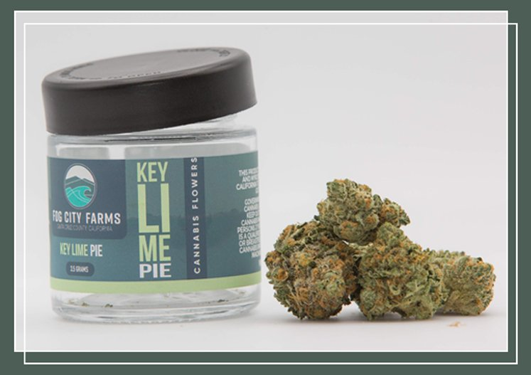 Flower Products - Key Lime Pie